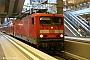 "LEW 21312 - DB Regio""114 019-3"" 20.12.2006 - Berlin, Hauptbahnhof (tief)Dieter Römhild"
