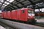 "LEW 21313 - DB Regio ""114 020-1"" 28.08.2000 - Berlin-FriedrichstraßeDieter Römhild"