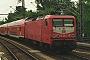 """LEW 21313 - DB Regio """"114 020-1"""" 10.06.2001 - Berlin, Zoologischer GartenMarvin Fries"""