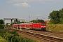 """LEW 21313 - DB Regio """"114 020-1"""" 24.06.2009 - Berlin-PankowSebastian Schrader"""