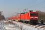 """LEW 21313 - DB Regio """"114 020"""" 23.01.2010 - Berlin-WuhlheideSebastian Schrader"""