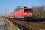 """LEW 21313 - DB Regio """"114 020"""" 30.01.2012 - Wendorf-TeschenhagenAndreas Görs"""
