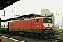"""LEW 21313 - DR """"112 020-3"""" 30.01.1992 - Berlin-LichtenbergReinhard Lehmann"""