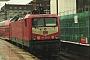"LEW 21314 - DB Regio ""114 021-9"" 24.01.2001 - Berlin, FriedrichstraßeMarvin Fries"