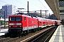 "LEW 21314 - DB Regio""114 021-9"" 09.05.2006 - Berlin, OstbahnhofDieter Römhild"