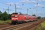 """LEW 21314 - DB Regio """"114 021"""" 14.08.2012 - SaarmundIngo Wlodasch"""