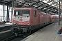 """LEW 21315 - DB Regio """"114 022-7"""" 03.03.2001 - Berlin-FriedrichstraßeDavid Vogt"""