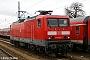 """LEW 21315 - DB Regio""""114 022-7"""" 05.03.2007 - CottbusDieter Römhild"""