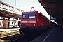 """LEW 21316 - DB Regio """"114 023-5"""" 25.05.2001 - SchwerinChristof Ziebarth"""