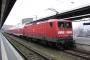 "LEW 21316 - DB Regio ""114 023-5"" 22.12.2007 - StralsundAndré Przesang"
