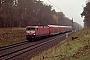 "LEW 21316 - DB Regio ""114 023-5"" 14.11.2000 - Grünheide (Mark), Ortsteil FangschleuseHeiko Müller"