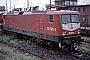 """LEW 21318 - DR """"112 025-2"""" 14.08.1992 - Halle (Saale)Ernst Lauer"""