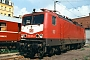 "LEW 21318 - VESM ""755 025-4"" 18.08.1996 - Halle (Saale)Bastian Schwarzer"