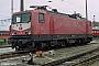 """LEW 21319 - DB Regio """"114 026-8"""" 30.07.2000 - Schwerin, BetriebswerkStefan Sachs"""