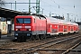 """LEW 21319 - DB Regio """"114 026-8"""" 25.12.2009 - CottbusMario Fliege"""