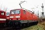 """LEW 21321 - DB R&T """"112 028-6"""" 13.02.2000 - Cottbus, BetriebswerkOliver Wadewitz"""