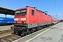 """LEW 21321 - DB Regio """"114 028"""" 24.03.2012 - CottbusMartin Neumann"""