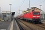 "LEW 21321 - DB Regio ""114 028"" 19.11.2012 - GreifswaldAndreas Görs"