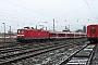 """LEW 21322 - DB Regio """"114 029-2"""" 14.03.2002 - Halle (Saale)Roland Koch"""