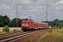 "LEW 21322 - DB Regio ""114 029-2"" 15.07.2008 - TrebbinSebastian Schrader"