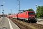 """LEW 21322 - DB Regio """"114 029"""" 17.05.2012 - StralsundAndreas Görs"""