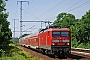 """LEW 21323 - DB Regio """"114 030-0"""" 10.06.2008 - Berlin-FriedrichshagenSebastian Schrader"""
