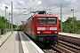 """LEW 21323 - DB Regio """"114 030-0"""" 23.07.2008 - Berlin-Lichterfelde, OstJohannes Fielitz"""