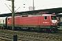 """LEW 21323 - DR """"112 030-2"""" 30.01.1992 - Berlin-LichtenbergReinhard Lehmann"""