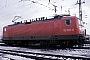 """LEW 21324 - DB AG """"112 031-0"""" 22.01.1995 - StralsundErnst Lauer"""