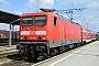 """LEW 21324 - DB Regio """"114 031"""" 14.04.2012 - CottbusMartin Neumann"""
