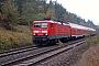"LEW 21325 - DB Regio ""114 032-6"" 23.10.2007 - BelzigRudi Lautenbach"