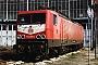 """LEW 21326 - DB Regio """"114 033-4"""" 08.04.2000 - Cottbus, BetriebswerkOliver Wadewitz"""