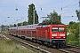 "LEW 21326 - DB Regio ""114 033"" 23.07.2012 - Berlin, KarowSebastian Schrader"