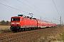 """LEW 21327 - DB Regio """"114 034-2"""" 18.04.2012 - GuestAndreas Görs"""