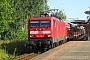"LEW 21328 - DB Regio ""114 035-9"" 13.08.2011 - Rostock, MarieneheStefan Thies"