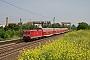 """LEW 21329 - DB Regio """"114 036-7"""" 26.05.2009 - Berlin-PankowSebastian Schrader"""