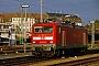 """LEW 21329 - DB Regio """"114 036-7"""" 20.09.2010 - CottbusOliver Wadewitz"""