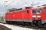 """LEW 21332 - DB Regio """"143 662-5"""" 25.04.2004 - Dessau, AusbesserungswerkArchiv www.br143.de"""