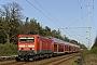 """LEW 21333 - DB Regio """"114 037-5"""" 09.04.2011 - Berlin-FriedrichshagenSebastian Schrader"""