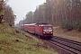 "LEW 21333 - DB Regio ""114 037-5"" 14.11.2000 - FangschleuseHeiko Müller"