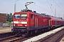 "LEW 21334 - DB Regio ""114 038-3"" 01.10.2002 - Magdeburg, HauptbahnhofMarco Osterland"