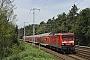 """LEW 21334 - DB Regio """"114 038-3"""" 26.05.2011 - WilhelmshagenSebastian Schrader"""