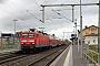 "LEW 21334 - DB Regio ""114 038"" 25.10.2012 - GreifswaldAndreas Görs"