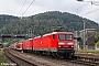 """LEW 21335 - DB Regio """"114 039"""" 19.09.2016 - EberbachStefan Sachs"""