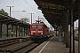 "LEW 21335 - DB Regio ""114 039"" 07.12.2015 - Magdeburg, Bahnhof NeustadtAlex Huber"