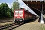 """LEW 21336 - DB Regio """"114 040-9"""" 05.07.2008 - Bad KleinenHannes Müller"""