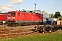 "LEW 21336 - DB Regio ""114 040-9"" 03.06.2015 - Rostock, Betriebswerk DahlwitzhofMichael Uhren"